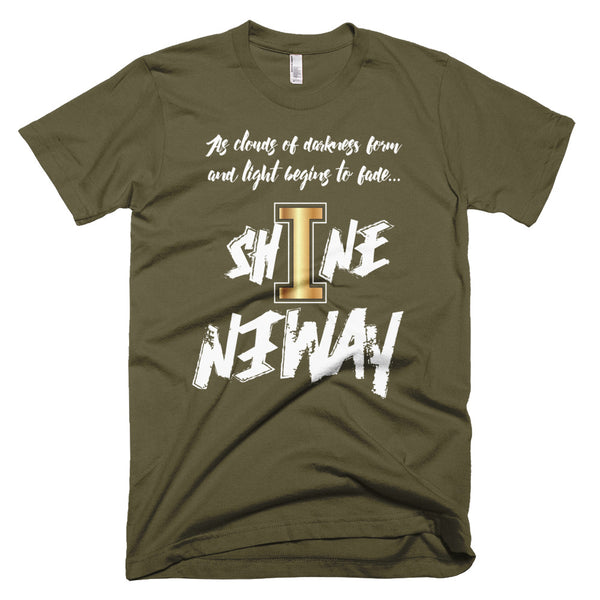 Shine Anyway Everyday Unisex Short-Sleeve T-Shirt - KA Inspires