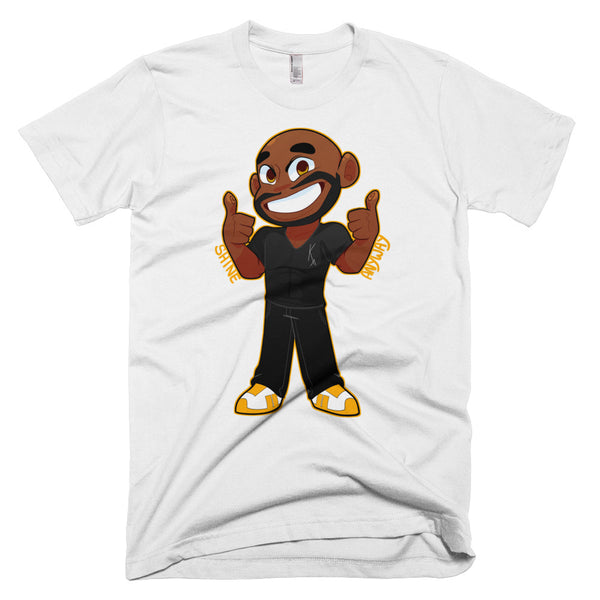 KA Shine Anyway Short-Sleeve Unisex  T-Shirt - KA Inspires
