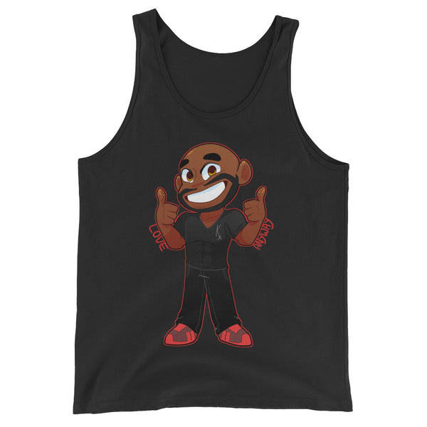 KA Love Anyway Unisex Tank Top - KA Inspires