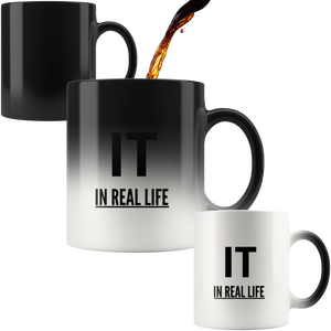 IT IN REAL LIFE Magic Mug
