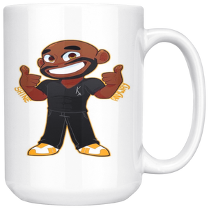 KA Shine Anyway AnYCoN Mug - KA Inspires