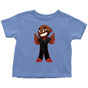 KA Love Anyway Toddler T-Shirt - KA Inspires