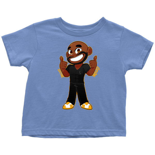 KA Shine Anyway Toddler T-Shirt - KA Inspires