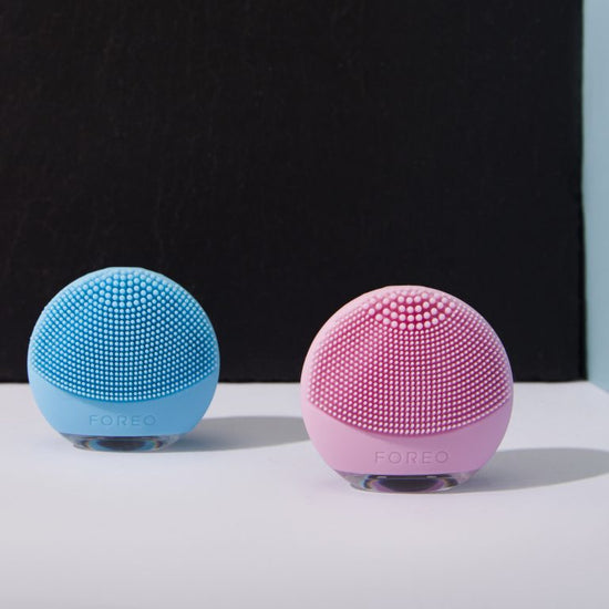 The Difference Between the FOREO Luna Play and Luna Go