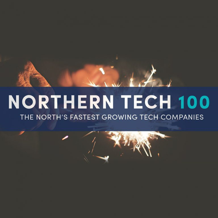 CurrentBody is listed in the Northern Tech 100 League Table