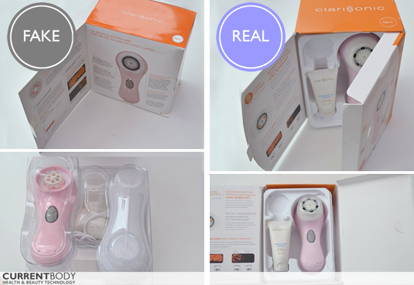 How To Spot A Fake Clarisonic