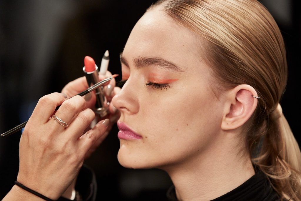Fashion Week Beauty Highlights
