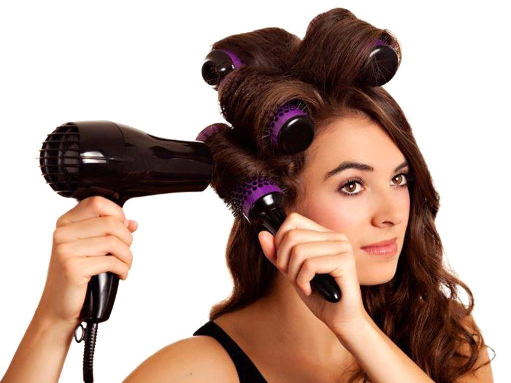 How to Create a Curly Blow Dry At-Home With Click N Curl
