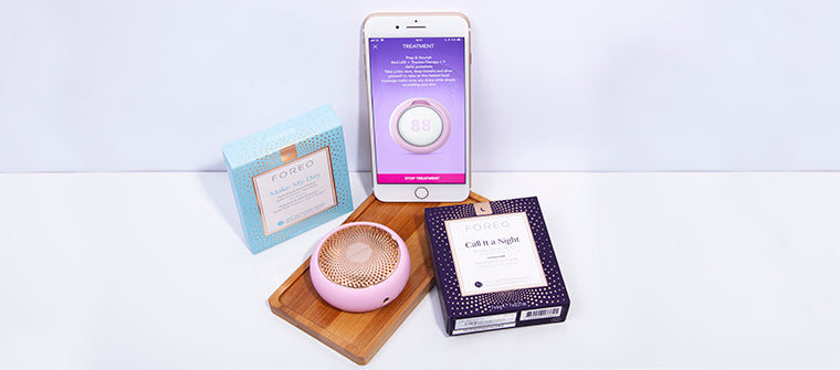 How to Use the FOREO UFO App