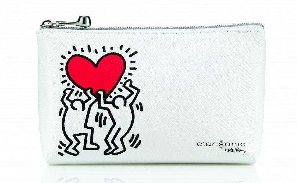Clarisonic and Keith Haring Foundation