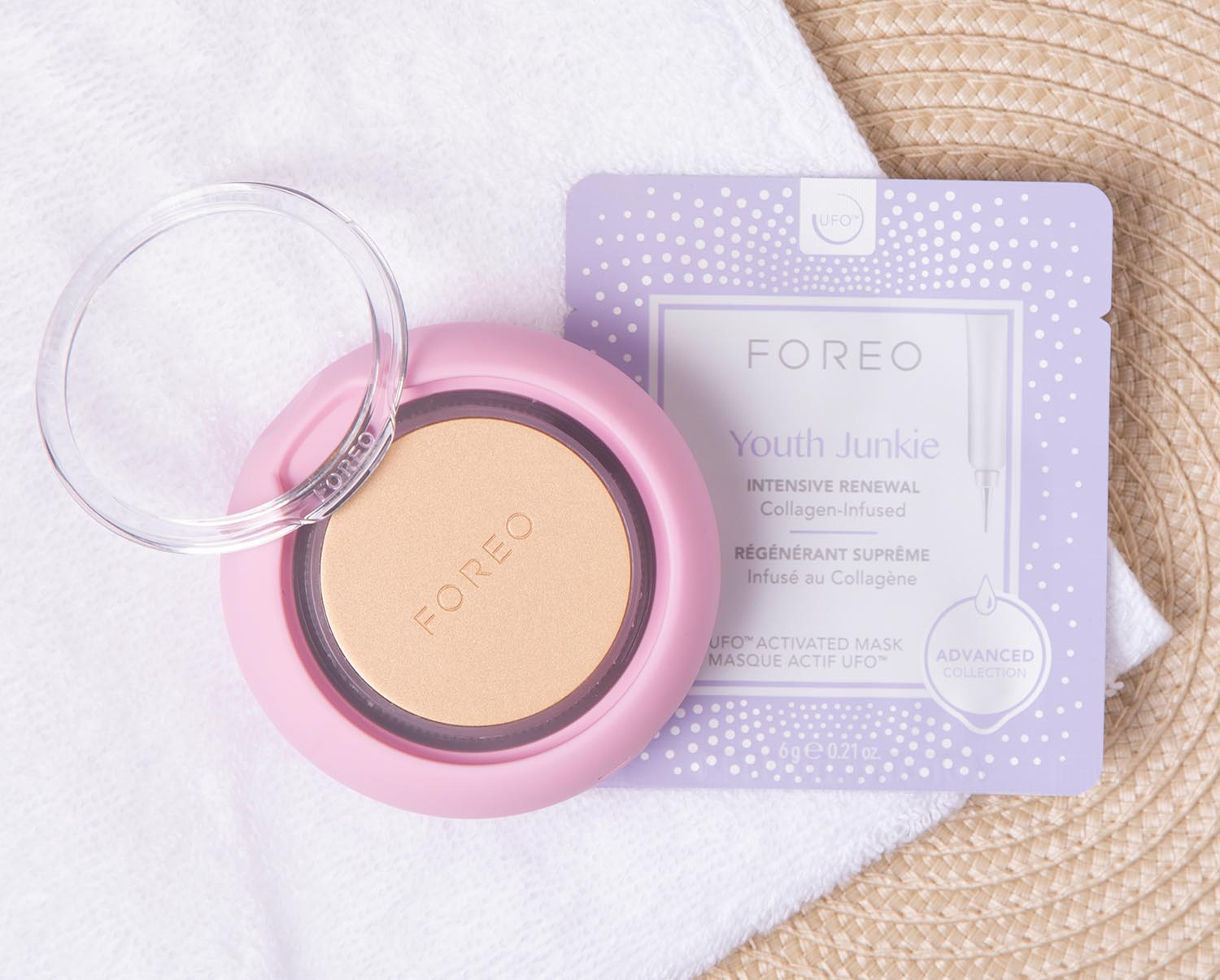 Foreo Youth Junkie Mask