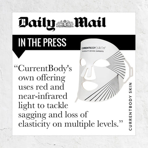 CurrentBody Skin review in Daily Mail