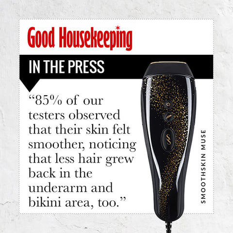 Good Housekeeping SmoothSkin Muse IPL Hair Removal Review