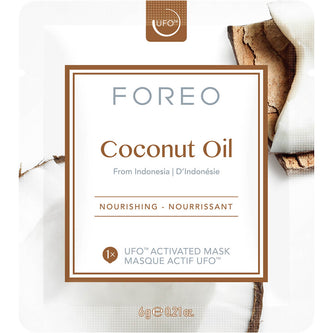 Image: FOREO Farm to Face Collection Mask - Coconut Oil