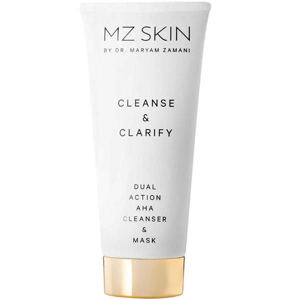 Image of MZ Skin CLEANSE & CLARIFY Dual Action AHA Cleanser & Mask