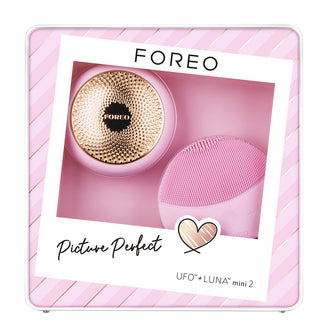 Image: FOREO Picture Perfect LUNA Mini 2 + FOREO UFO Smart Mask Device