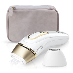 Image: Unboxed Braun Silk-Expert Pro 5 PL5124 IPL Hair Removal Device with travel bag and attachment head
