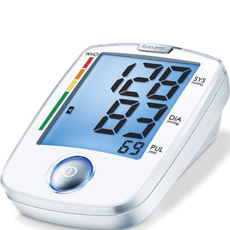 Image: Beurer BM 44 Upper Arm Blood Pressure Monitor