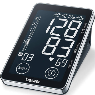 Image: Beurer BM 58 Touch Screen Blood Pressure Monitor
