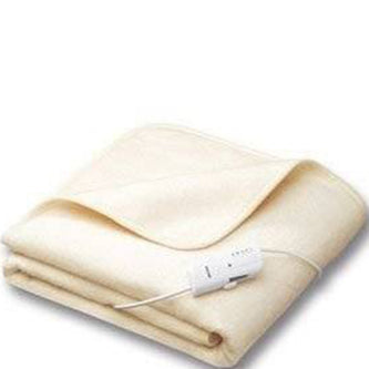 Image: Beurer HD 90 Monogram Heated Throw