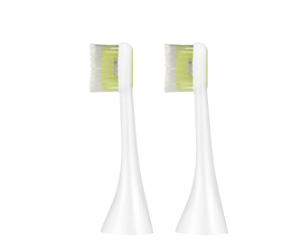 Image: Side view of the Silk'n ToothWave Extra Soft Replacement Brush Heads (2 Pack)