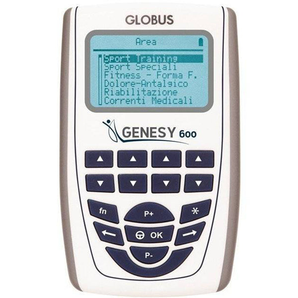 Image of Globus Genesy 600 - comes with 149 programs