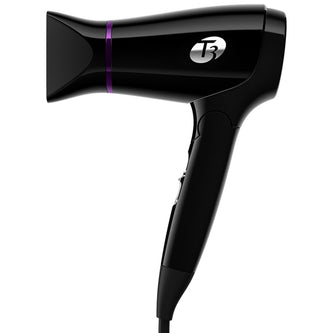 Image: T3 Featherweight Compact Folding Hair Dryer with Dual Voltage
