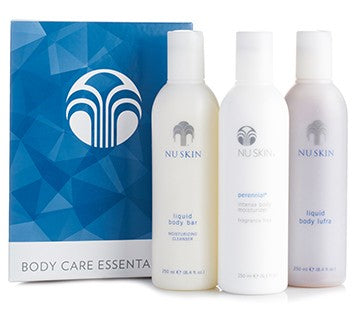 BODY CARE ESSENTIALS PACKAGE