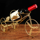 Tricycle Style Wine Rack