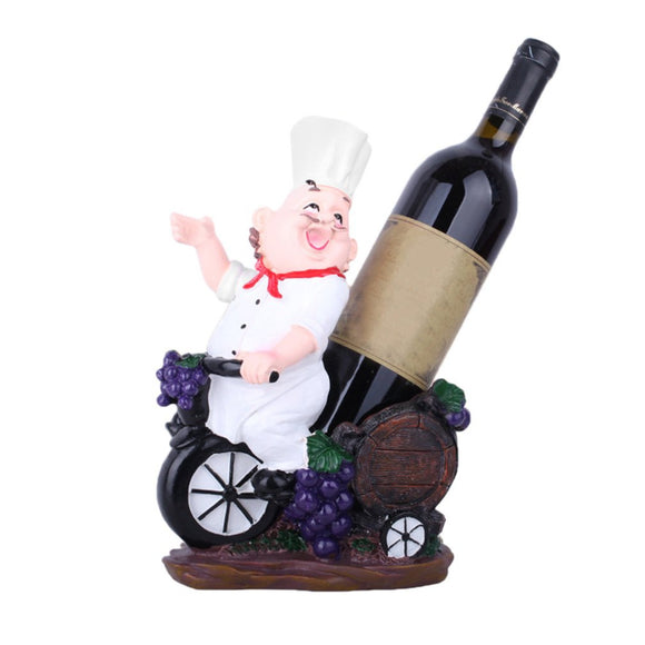 Chef Wine Rack European Stand