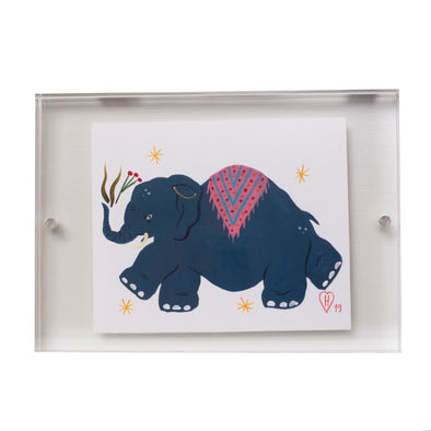 Original Elephant Art