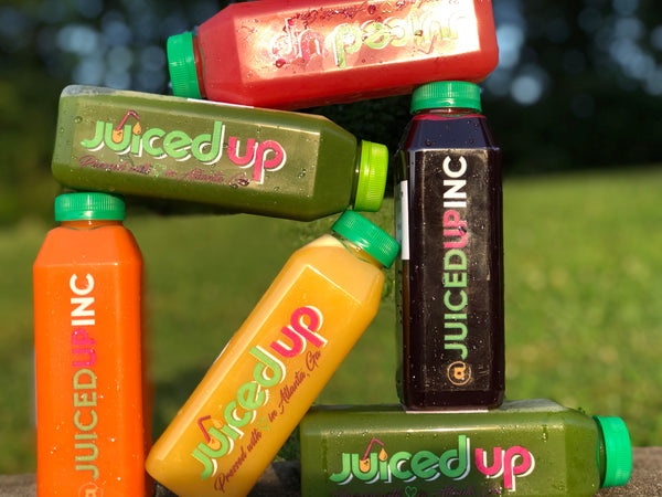 Juiced Packs - Juiced Up Inc