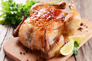 Free range air-chilled whole chicken fryer