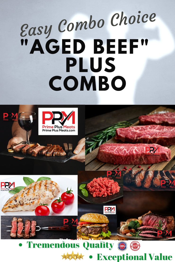 Easy Combo Choice - Aged Beef PLUS Combo