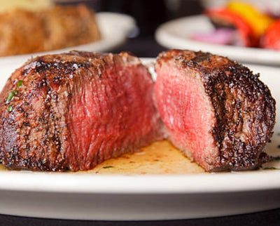 Beef - Tenderloin Steak, 6oz, Filet Mignon Cut, AAA Canadian, 40+ days aged, box of 8