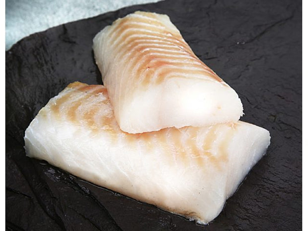 Haddock -  North Atlantic Haddock,  6oz fillets IQF, 26-28 in 10lb box