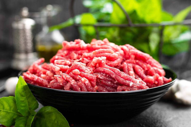Halal - Beef - Lean Ground Beef, 1lb pkg, box of 8