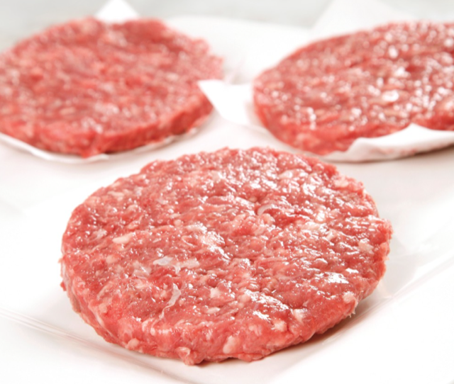 Halal - Lamb Burgers,  6oz patties non-spiced, 2 per pkg, box of 6
