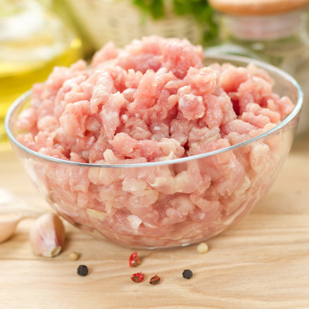 Halal - Chicken - Extra Lean Ground Chicken, 1lb pkg