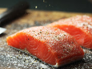 HEALTHY WILD-CAUGHT SALMON