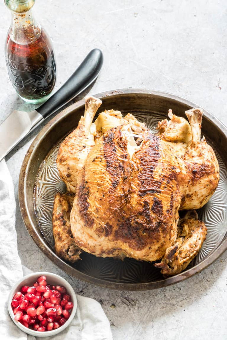 Chicken - Whole Chicken (Fryer), Ontario Air-chilled, 4lb avg