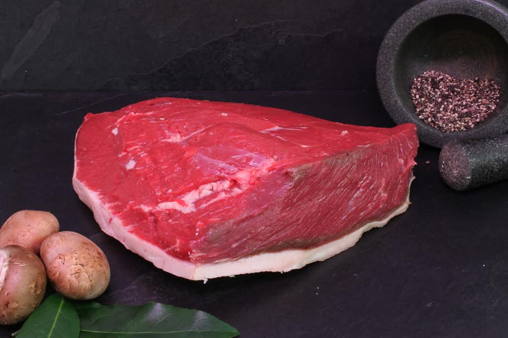 Beef - Picanha Steak, 22oz, AAA Canadian Beef, no fat cap, fully trimmed