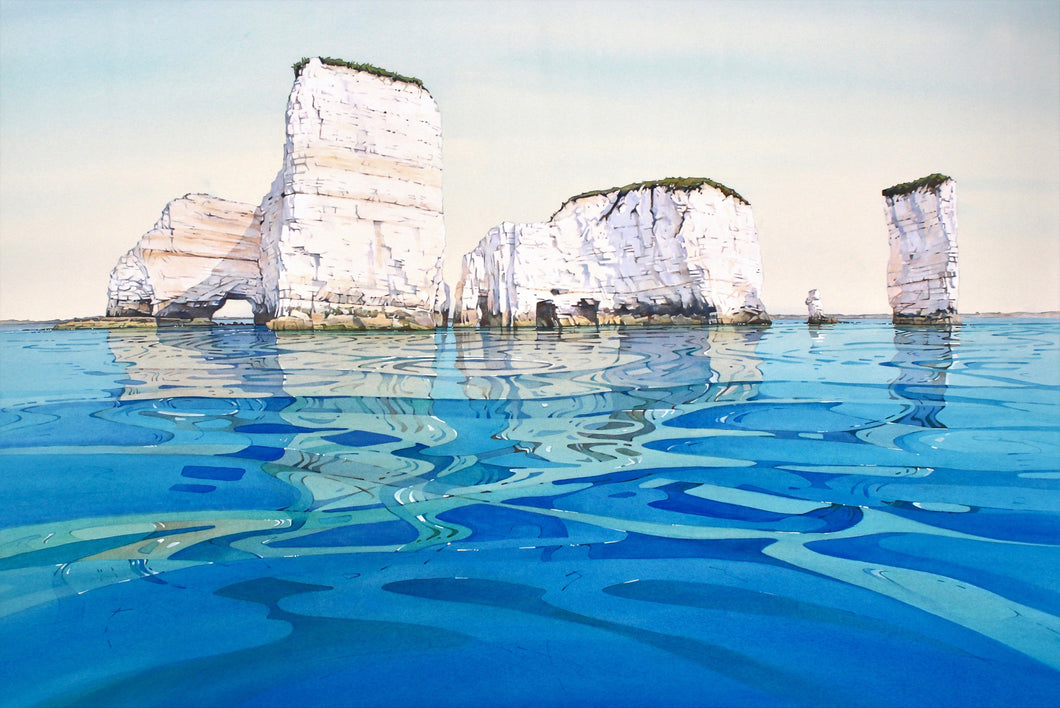 Purbeck Point (Limited Edition Print)