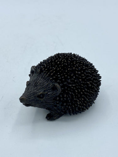Hedgehog Walking  - Small (Solid Bronze)