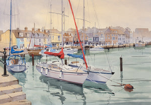 Leisure Moorings, Weymouth Harbour