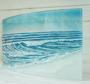Curved Wave Panel