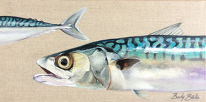 Davina the Mackerel