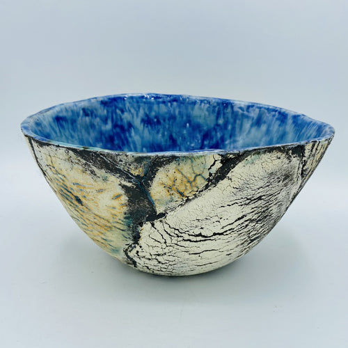 Large Textured Bowl