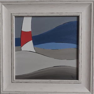 "Portland Bill (8"" Framed)"