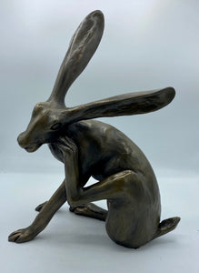 Scratching Hare